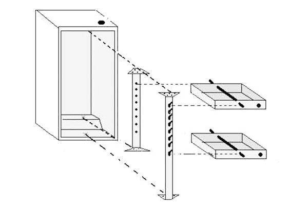 инкубатор из холодильника своими руками чертежи