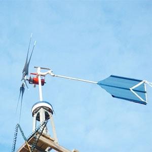 хвост ветрогенератора