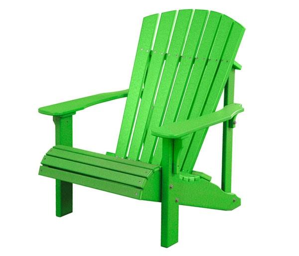 сделать садовое кресло Адирондак
