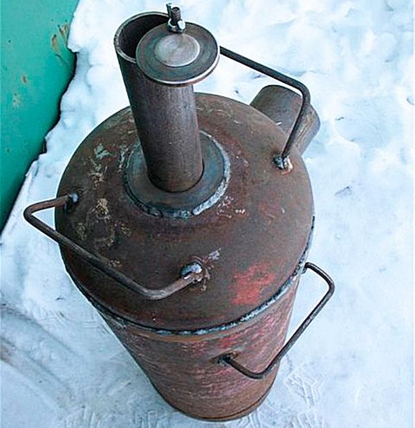 печь длительного горения бубафоня