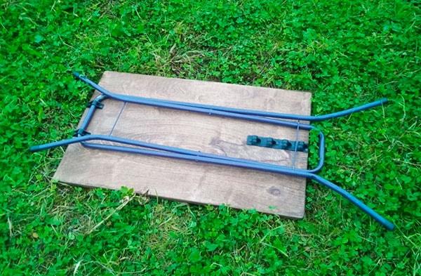 Раскладной стол для пикника своими руками фото 34