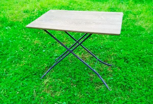 Складной стол для пикника своими руками фото фото 791
