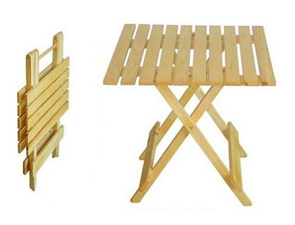 складной стол самодельный
