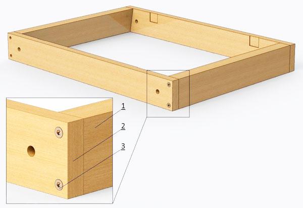 столик фото чертежи размеры