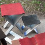 стул для рыбалки самодельный