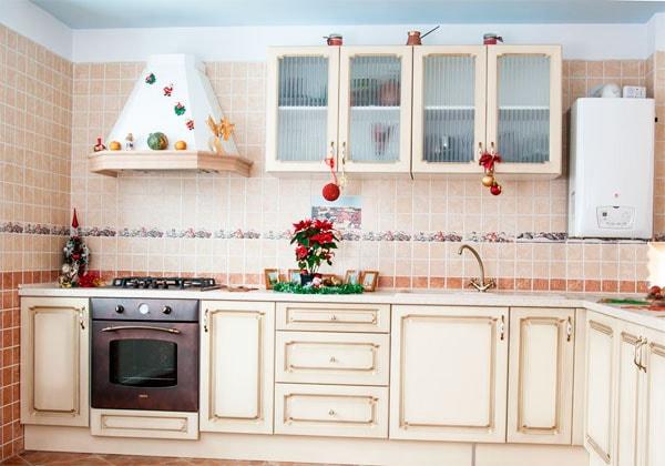 укладка плитки на кухне пошагово фото