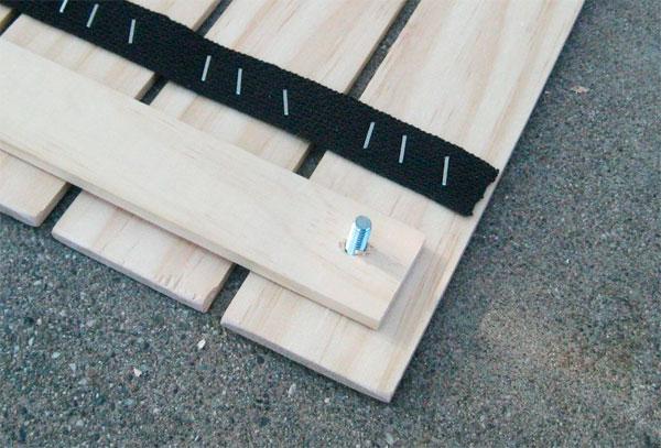 самодельный стол для пикника