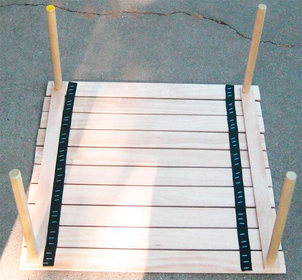 стол для пикника делаем сами