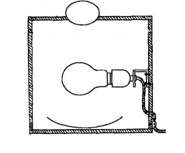 схема овоскопа