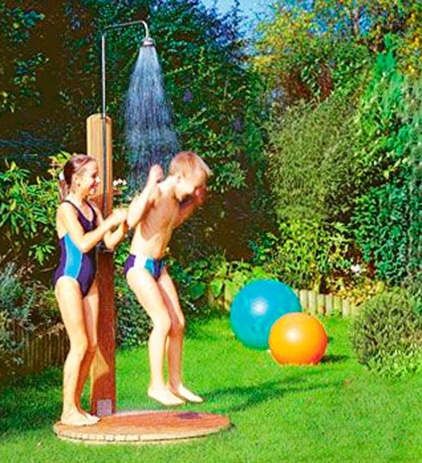 садовый душ фото