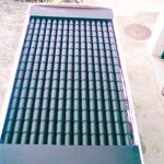 солнечный коллектор из банок