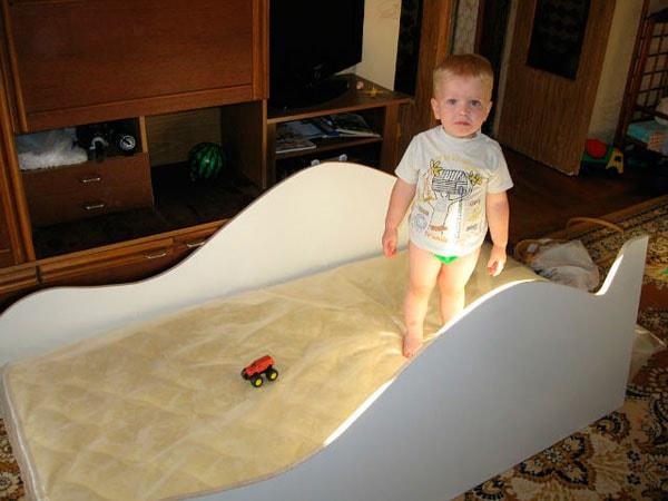 кровать машинка своими руками