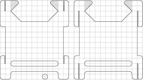 чертежи печи щепочницы