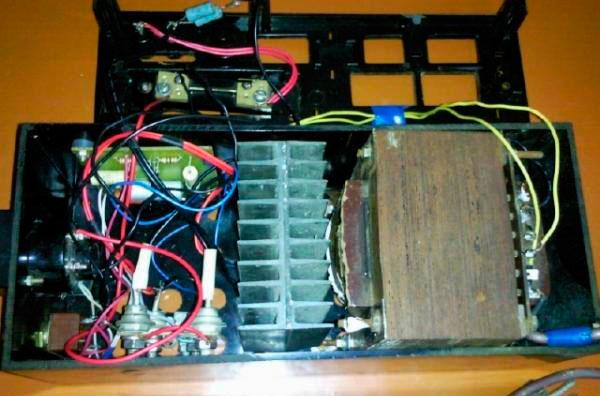 сборка самодельного зарядного устройства для авто аккумулятора