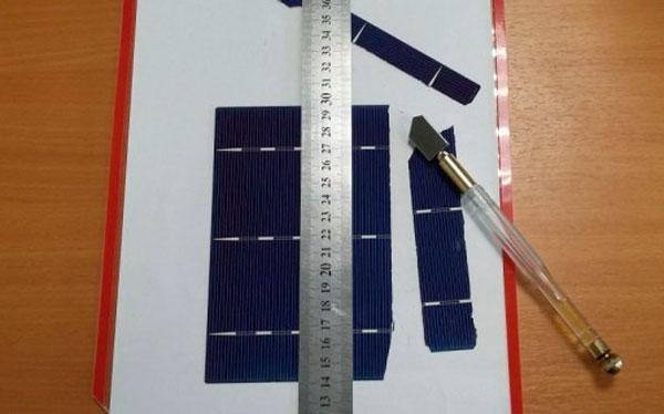 самодельное Солнечное зарядное устройство