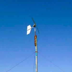 Ветрогенератор из генератора от трактора