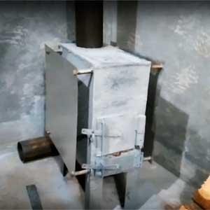 Гараж с подсобными помещениями проект