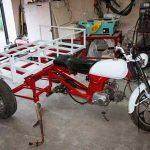 трицикл самодельный