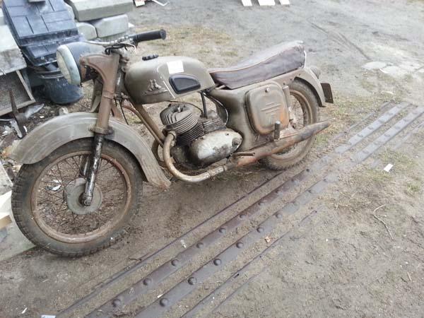 мотоцикл К-175 А