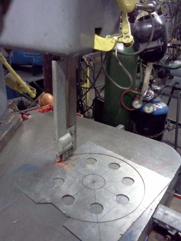 изготовление теплообменника буржуйки