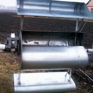 Ветрогенератор из мотор колеса