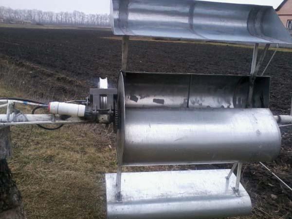 турбина ветрогенератора своими руками