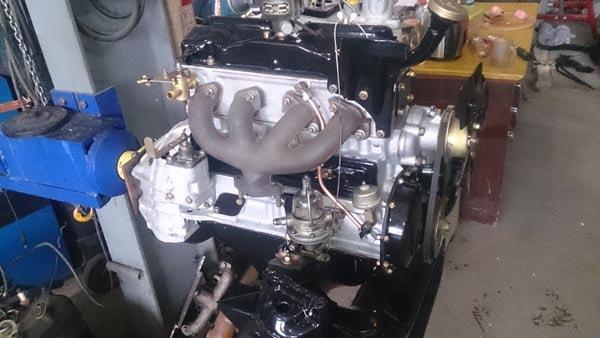 мотор москвича