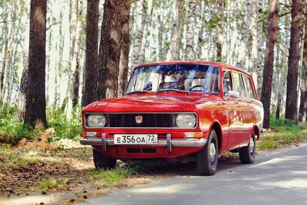 Москвич 2137 универсал