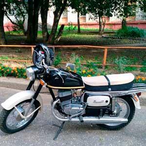 Мотоцикл Восход 2