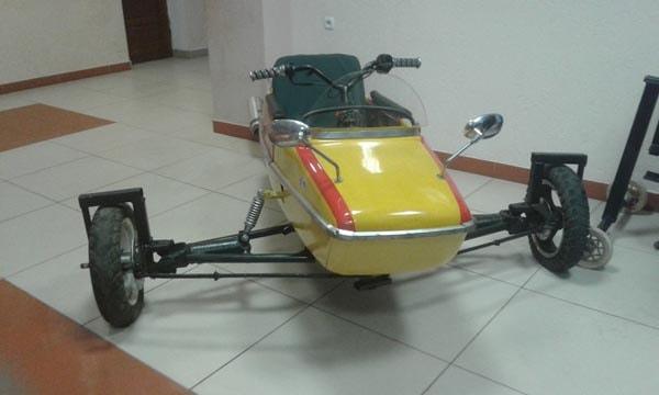 Как сделать детский мотоцикл своими руками 514