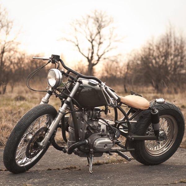 мотоцикл боббер