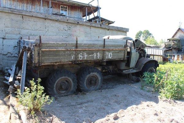 реставрация ЗиЛ-157