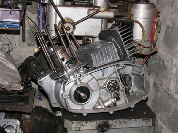 мотор ява