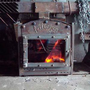 печь камин