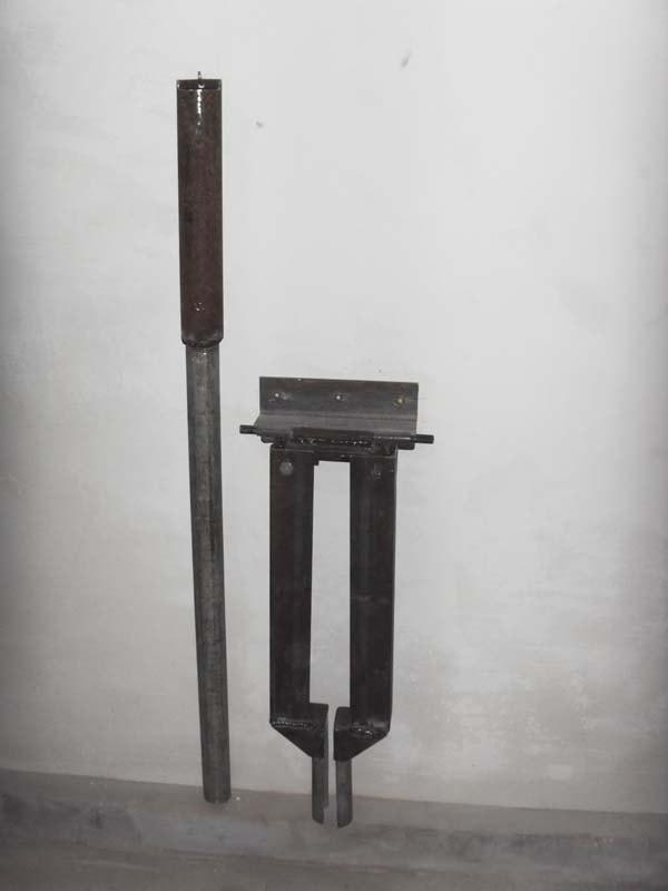 Съемник пружин своими руками для стоек 958