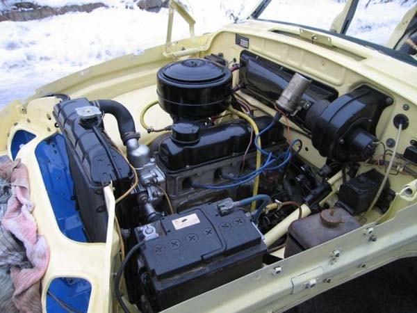 70 фото по реставрации газ-21