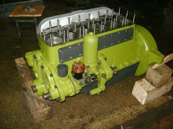 мотор ЗИС-8