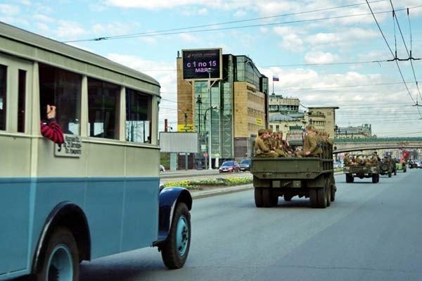 ЗИС-8 городской автобус