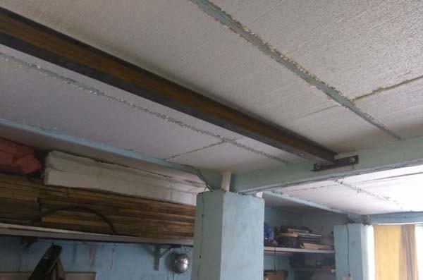Крыша гаража своими руками чертежи и фото фото 834
