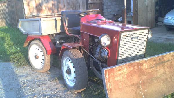 отвал для трактора