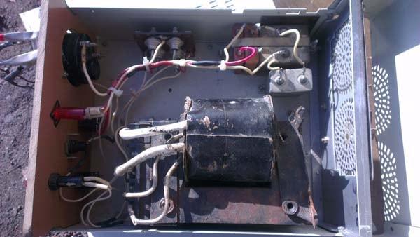 зарядное для автомобильного аккумулятора самодельное