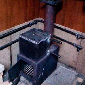 Печь водяного отопления своими руками фото 374