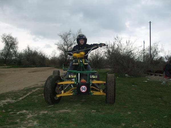 Колёса для квадроцикла своими руками фото 420