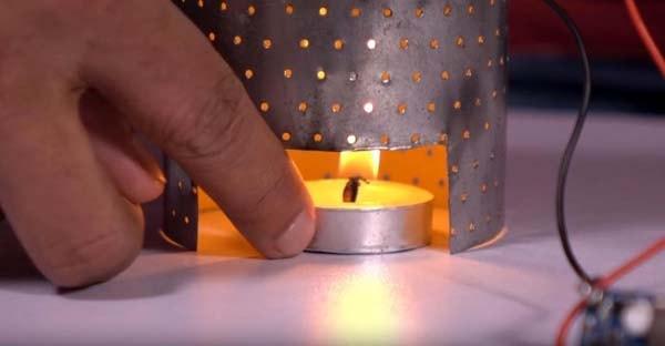 генератор на элементе Пельтье