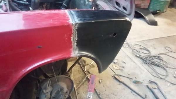 Восстановление ВАЗ-2106