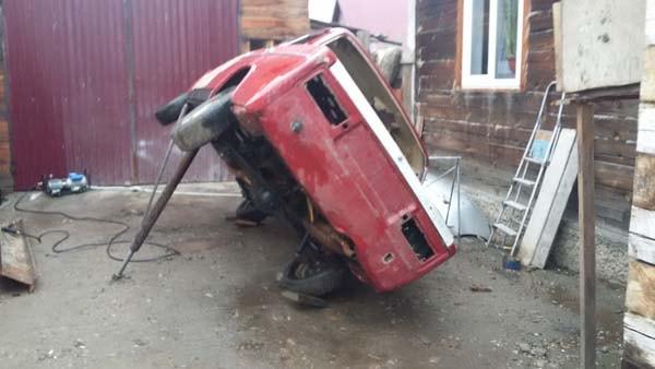 Восстановление ВАЗ-2106 жигули