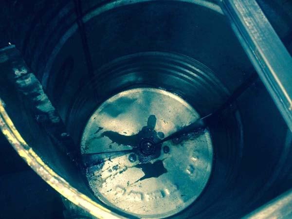 бетономешалка из 200 литровой бочки