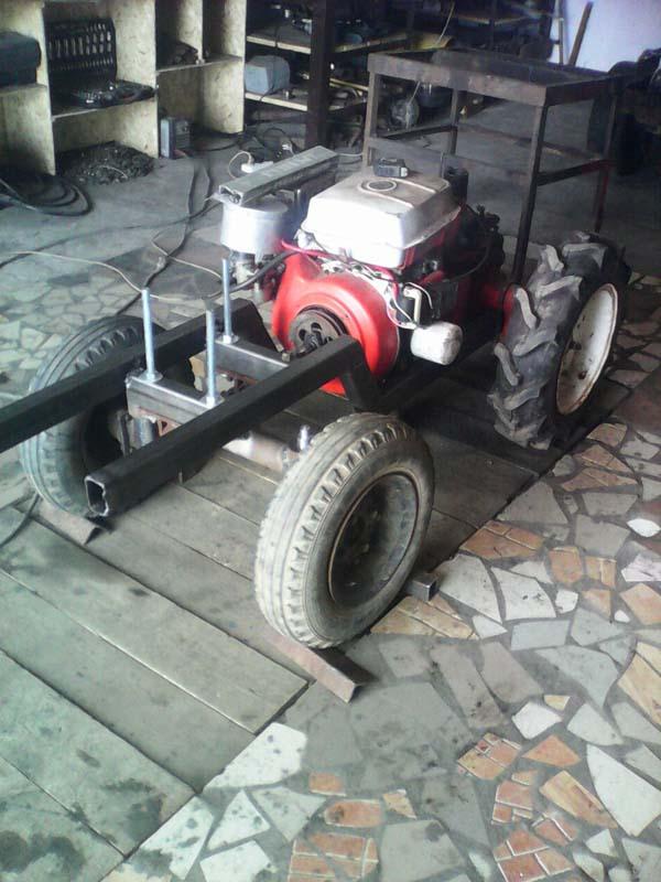 адаптер с рулевым