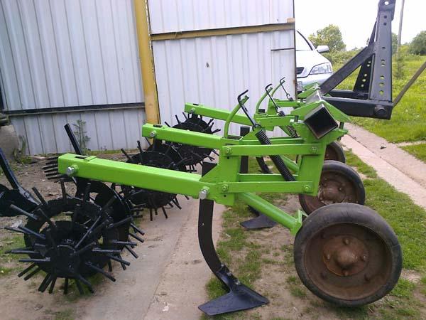 Самодельный гусеничный трактор своими руками фото 73