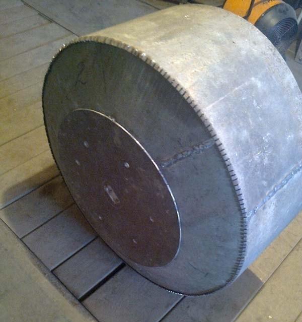 груша бетономешалки